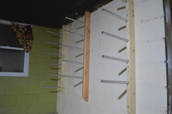 Empty Rack